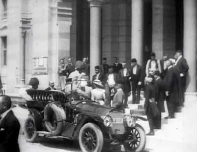 El coche maldito en el que se desencadenó la primera guerra