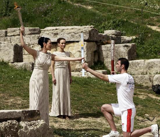 El dopaje en el mundo antiguo. El semen de Hércules.