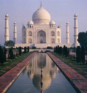 El Taj Mahal, el mausoleo que se construyó por amor