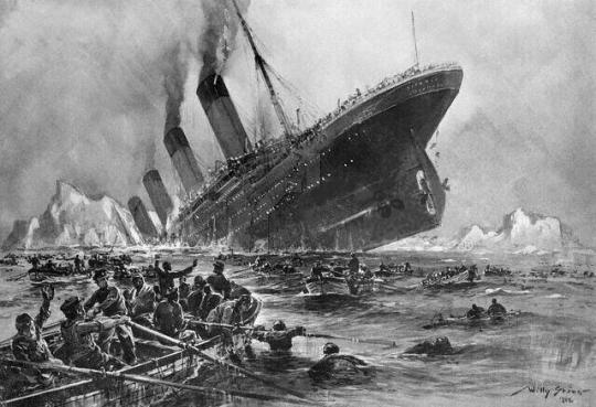 La leyenda del Titán. ¿Premonición del hundimiento del Titanic o quizás no tanto?…