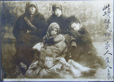 Canibalismo en Rusia en la 2ª Guerra Mundial. [ADVERTENCIA, imagenes fuertes, abstenerse personas sensibles] Canibalismo