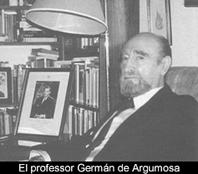 Germán de Argumosa y la psicofonía más larga y terrorífica de la historia.