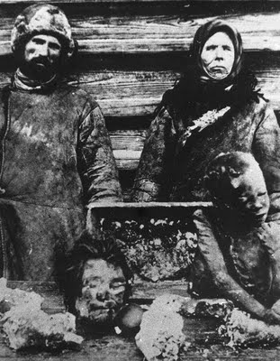 Canibalismo en Rusia en la 2ª Guerra Mundial. [ADVERTENCIA, imagenes fuertes, abstenerse personas sensibles] Imagenes_aterradoras