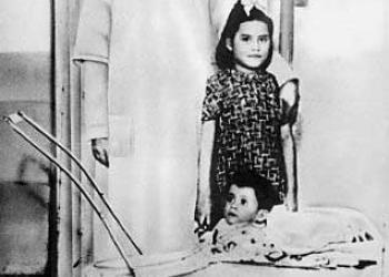 Lina Medina, la madre más joven de la historia.