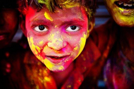 Poras Chaudhary y el colorido festival de Joli.