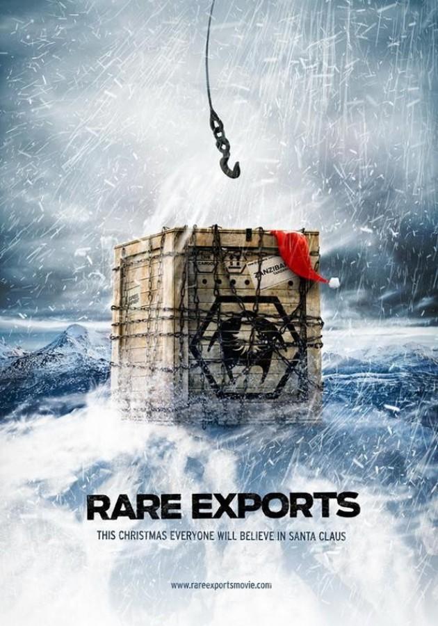 «Rare Exports»; Los oscuros secretos de Santa Claus.