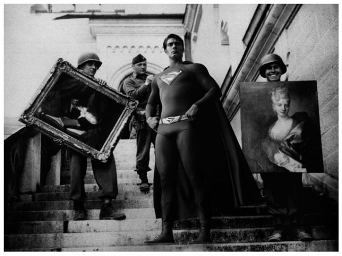 Superhéroes en tiempos de guerra