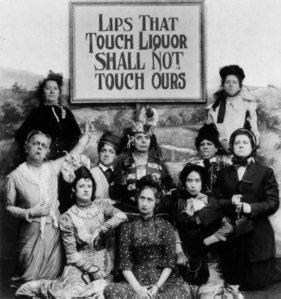 Campaña antialcohol de 1919