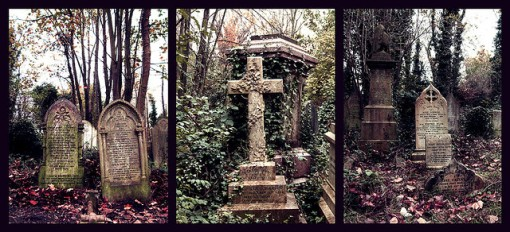 Cementerio de Abney Park, otro mundo en el centro de Londres. Cementerios-de-londres