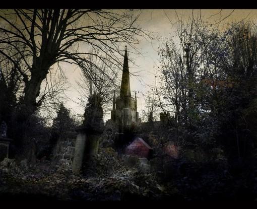 Rol ~ Cazadores de Sombras ~ Cementerio Abney Park Cementerios-londres