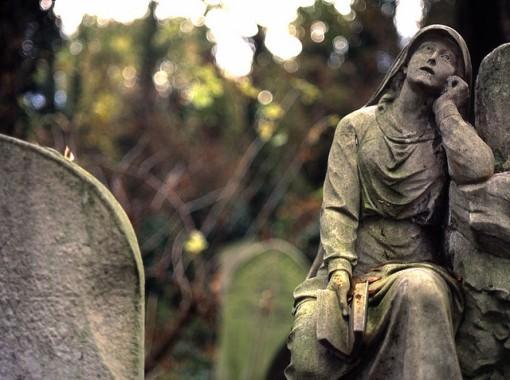 Cementerio de Abney Park, otro mundo en el centro de Londres. London-cemeteryc2b4s