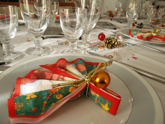 Tejiendo relatos. «La cena de navidad de mi familia», por Paula Vergara.