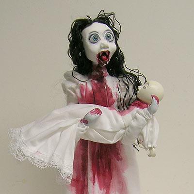 Strange Dolls, muñecos ideales para niños macabros