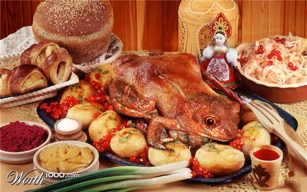 Alternativas y variantes exticas a las tpicas cenas de navidad