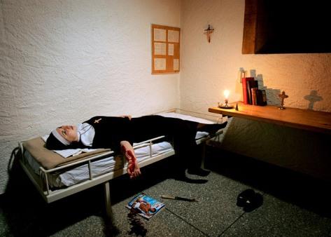 David Houncheringer y su trabajo: ¿Quieres morir hoy? Suicidio_ritual