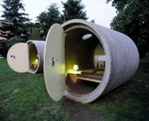 """Dasparkhotel, el hotel donde descansarás por un """"tubo""""."""