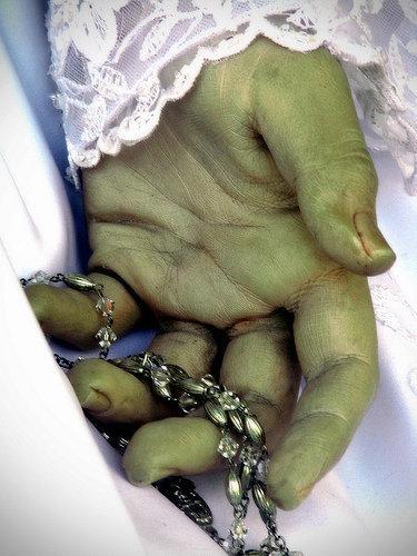 La leyenda de Pascualita, el maniquí viviente de Chihuahua.