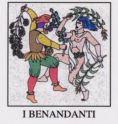 Los «benandanti» y el vino con bouquet a cereza y orina de bruja.