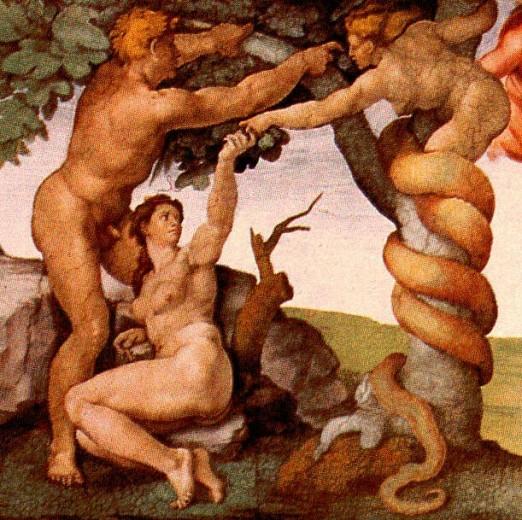 pactar con el diablo Sixtina