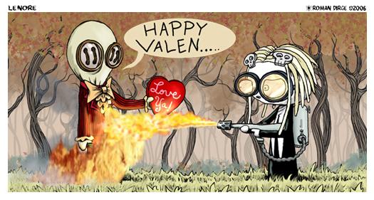 Para que San Valentín no te pille en bragas (o sí)