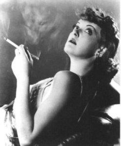 Cuando fumar era bueno.