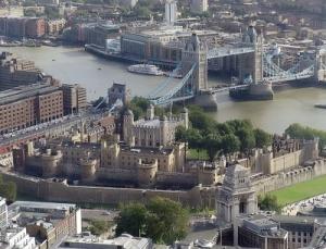 La torre de Londres y sus fantasmas «reales».