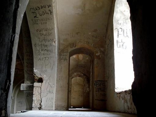 Agdam, las cicatrices de la guerra. Ciudad-abandonada