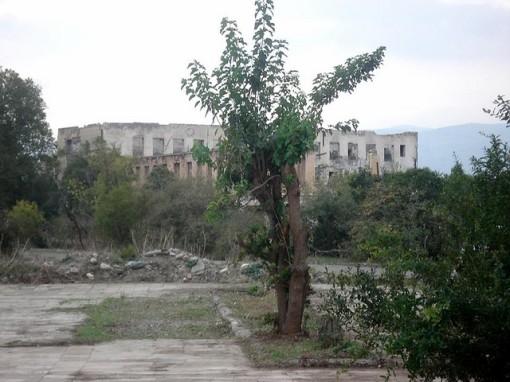 Agdam, las cicatrices de la guerra. Ciudad-fantasma