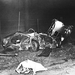 """""""Little Bastard"""", el coche maldito de James Dean. Leyendas_de_hollywood"""