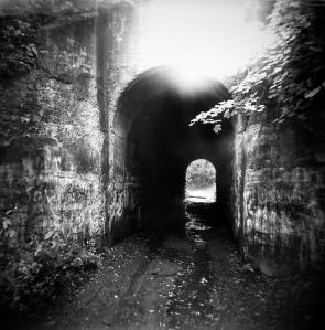 Screaming Tunnel, o el túnel de los gritos.