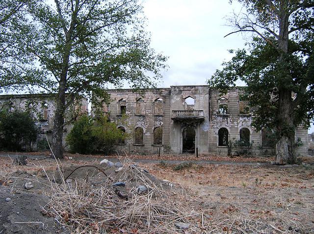 LUGARES ABANDONADOS-LUGARES OLVIDADOS (sitios fantasma en el mundo) Pueblos-abandonados