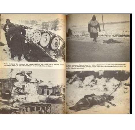 Los perros bomba de la Segunda Guerra Mundial.