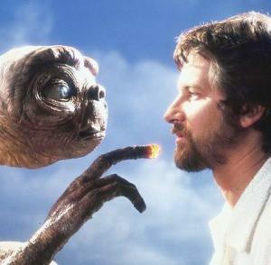 Melvin contra E.T. Javier Blázquez, el hombre que demandó a Spielberg por la paternidad de la criatura.