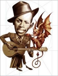 La leyenda de Robert Johnson, el músico que pactó con el diablo para ser el mejor guitarrista de todos los tiempos.