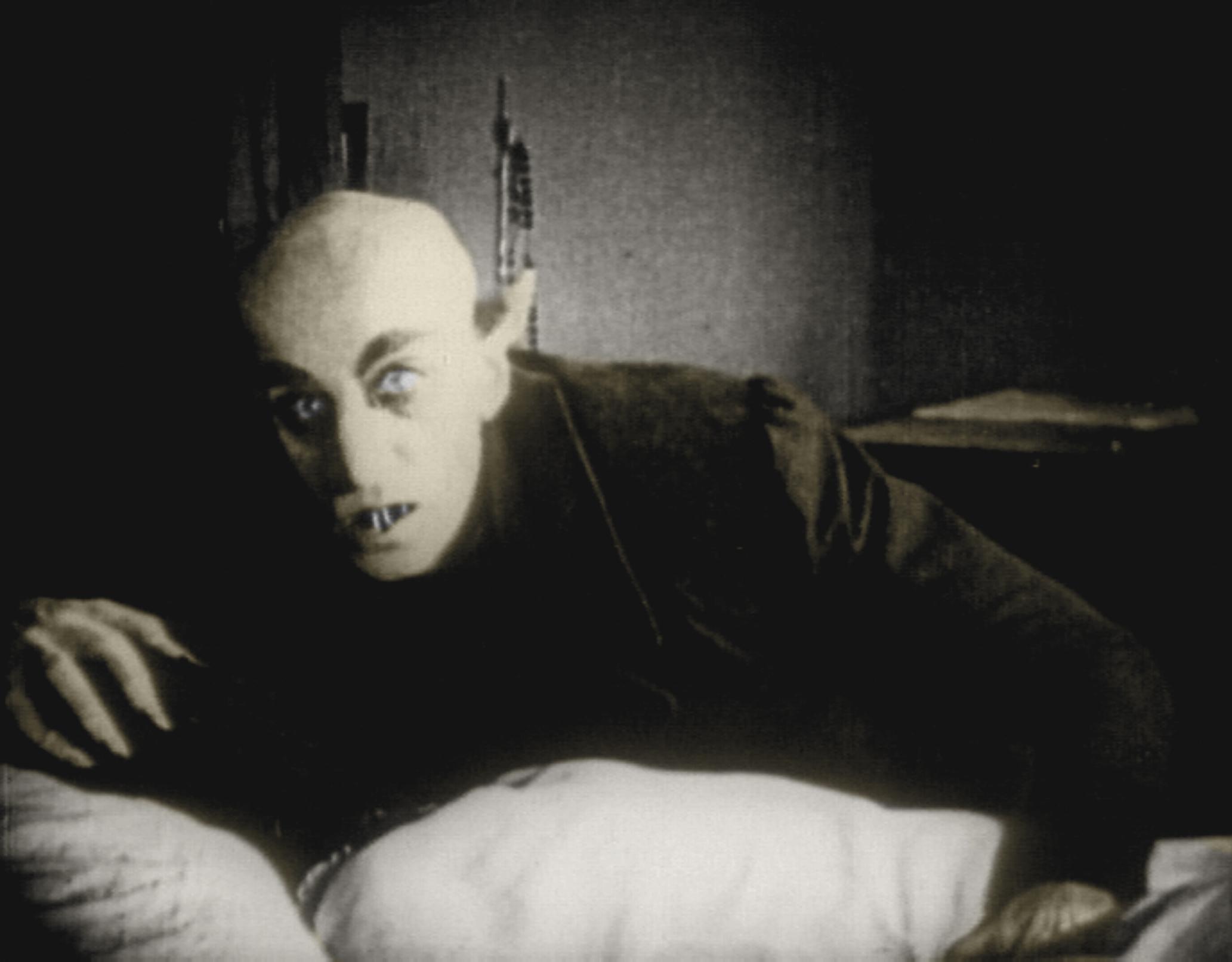 Max Schreck y Nosferatu, ¿El primer vampiro cinematográfico fué
