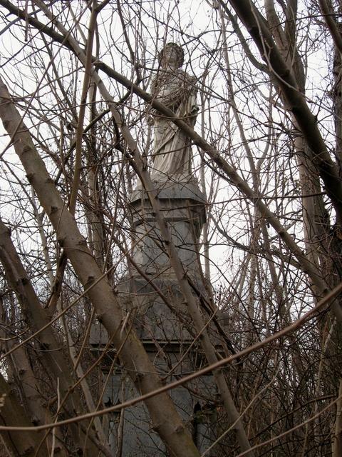 Mount Moriah, cementerio abandonado en Filadelfia