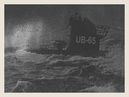 U-65 El submarino maldito. Escalofriantes Casos