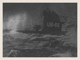 U-65, el submarino maldito.