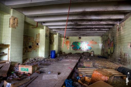 Fábrica de cerveza abandonada!