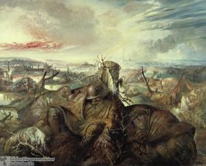 Otto Dix, el pintor de la guerra