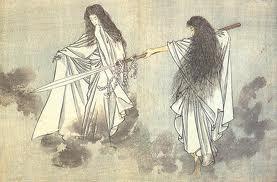 Mitología Japonesa II. El Mito de la Creación.