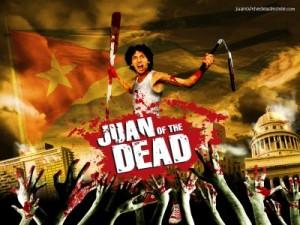 «Juan de los Muertos», cine de zombies en Cuba