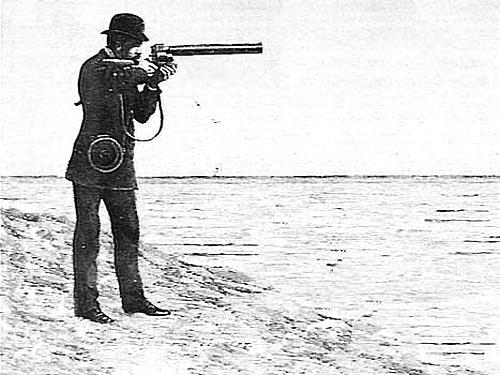 El rifle de Marey. El fusil más útil de la historia.