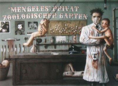 Los experimentos del «ángel de la muerte»