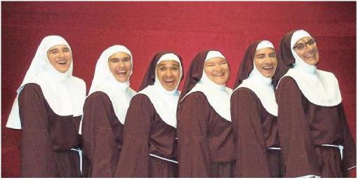 la vida secreta de las monjas masturbadoras