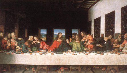 Leonardo Da VInci. 'La Última Cena'