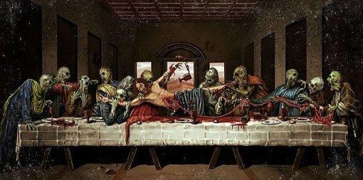 La última cena… ¿o era la penúltima?
