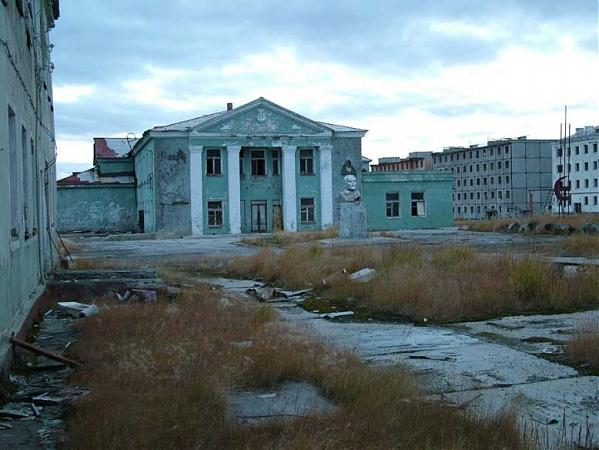 Abandonos: La ciudad fantasma de Iultin