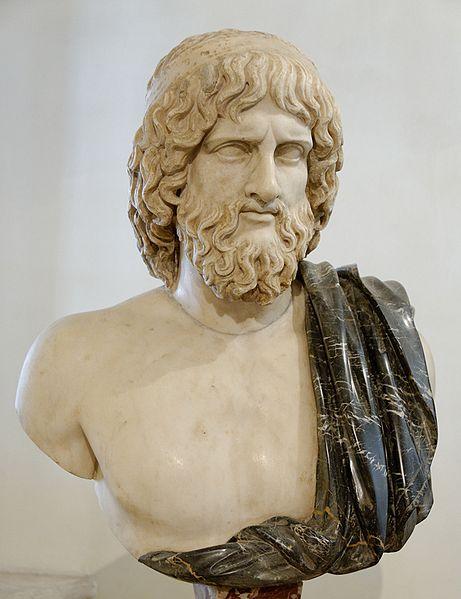Mitología griega: Hades, el Dios de los muertos.  Dios-hades