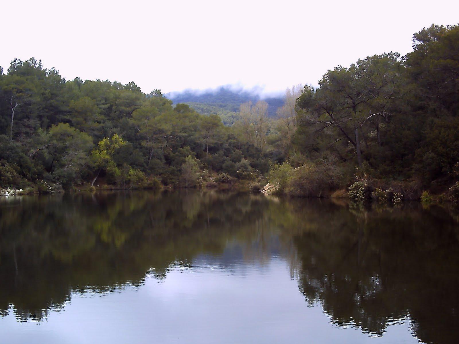 Can Bogunyà: el pantano maldito de Terrassa.